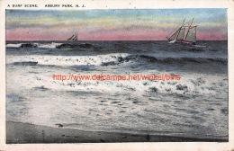 1924 Asbury Park New Jersey - Etats-Unis