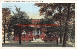 1921 Stevens Institute Gymnasium Hoboken New Jersey - Etats-Unis