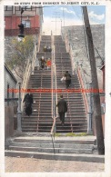 100 Steps From Hoboken To Jersey City New Jersey - Etats-Unis
