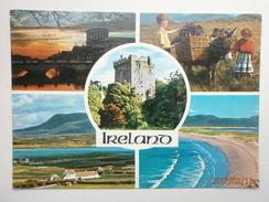 Postcard  Ireland Multiview My Ref B2398 - Other
