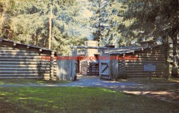 Fort Clatsop National Memorial - Astoria Oregon - Etats-Unis