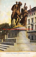 Statue Of General Sherman - Central Park New York City - Central Park