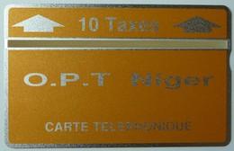 NIGER - L&G - 10 Units - 404C - Inverted - Mint - Niger