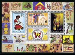 1981 - VANUATU -  Catg.. Mi. BL 2 - NH - (UP554641.85.26) - Vanuatu (1980-...)