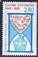 France 1995 Yt N°2936 MNH ** Comités D'entreprise - France