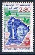 France 1995 Yt N°2948 MNH ** Lancement De La Fusée Ariane - France