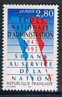 France 1995 Yt N°2971 MNH ** École Nationale D'administration - France