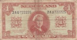 Netherlands 1 Gulden 1945 G P-70 - [2] 1815-… : Koninkrijk Der Verenigde Nederlanden