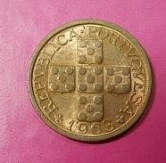Portugal X Centavos 1963 - Portugal