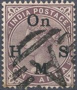 Stamp   India   Queen Victoria Used Lot#38 - India (...-1947)