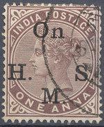 Stamp   India   Queen Victoria Used Lot#40 - India (...-1947)