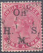 Stamp   India   Queen Victoria Used Lot#41 - 1852 Sind Province