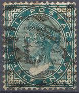 Stamp   India   Queen Victoria Used Lot#53 - India (...-1947)