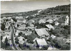 636 - MAMIROLLE - ( Doubs ) -Vue Aérienne,  Route Nle Besançon- Morteau, Eglise, écrite 1955, Grand Format, BE, Scans. - France