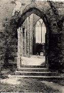 THUIN - GOZEE (6534) : Abbaye D'Aulne - Porte Donnant Accès Des Cloîtres Vers L'Eglise. CPSM. - Thuin