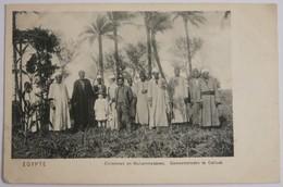 EGYPTE - Christenen Mohammedanen