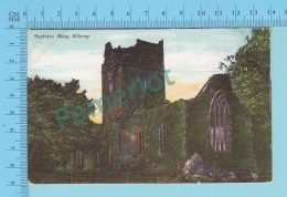 Killarney Irlande - Vintage, Muckross Abbey  - 2 Scans - Kilkenny