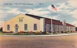 Military Cadet Mess Maxwell Field Alabama - Other