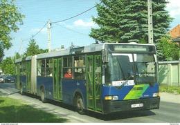 BUS * AUTOBUS * IKARUS 435 * BKV * BUDAPEST * Top Card 0897 * Hungary - Bus & Autocars