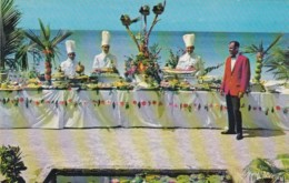 Antigua Dickenson's Bay Buffet An The Anchorage Hotel - Antigua & Barbuda