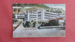 Gibraltar Military Hospital   Ref --2488 - Gibraltar