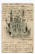 CPA  51  :  REIMS   église St Rémi    VOIR  DESCRIPTIF  §§§ - Reims