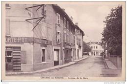 Chasse Sur Rhône Avenue De La Gare - Autres Communes