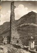 Tende-les Ruines Du Chateau Beatrice Lascaris--cpsm - Francia