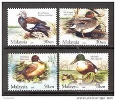 MALAYSIA 2006 Wild Ducks Species MNH (D253)