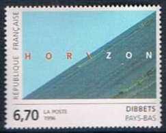 France 1996 Yt N°2987 MNH ** Jan Dibbets - France
