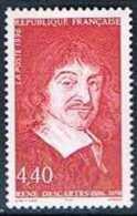 France 1996 Yt N°2995 MNH ** René Descartes - France