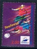 France 1996 Yt N°3013 MNH ** Coupe Du Monde De Football Toulouse - France