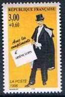 France 1996 Yt N°3026 MNH ** Asene Lupin - France