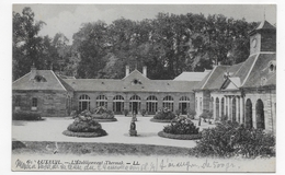 (RECTO / VERSO) LUXEUIL LES BAINS EN 1919 - N° 61 - L' ETABLISSEMENT THERMAL - CPA VOYAGEE - Luxeuil Les Bains