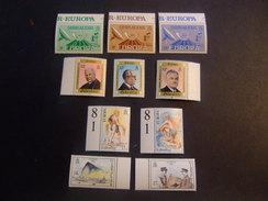 GIBRALTAR  1979 +1980 + 1981 + 1982.  MNH**. (E36 - Collezioni