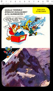 Humour Henri Guillaumet Traverse La Cordillère Des Andes / Avion Aviation Pilote Ice Cream Vendeur De Glaces  /  IM D-24 - Vieux Papiers