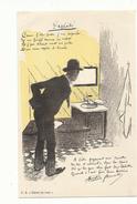 Cpa Aristide BRUANT, Exploité..  Non Voyagée, Paypal En + 0,20 - Illustrators & Photographers