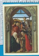 Holycard    3 Koninge - Devotion Images
