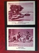 INDOCHINE CAMBODGE Phnom Pen  Tonlé Sap Musicien - Cambodia