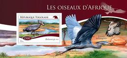 TOGO 2014 - Birds Of Africa - YT BF927; CV = 14 €