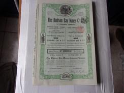 THE HUDSON BAY MINES (1911) New-liskeard , CANADA - Zonder Classificatie