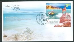 Israel FDC - 2009, Philex Nr. 2069,  Mint Condition