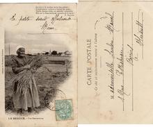 CPA 45 LOIRET PITHIVIERS LA BEAUCE UNE BEAUCERONNE 1904 - Pithiviers