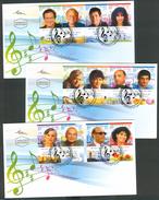 Israel FDC - 2009, Philex Nr. 2051-2062,  Mint Condition