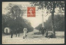 Foret De Senart Croix De Villeroy     Daw22106 - Sénart