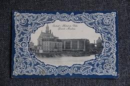 CORBEIL - Hôtel De Ville Et Grands Moulins. - Corbeil Essonnes