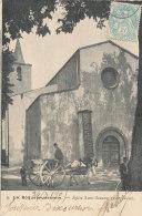 83 // LA ROQUEBRUSSANNE    Eglise Saint Sauveur  ** - La Roquebrussanne