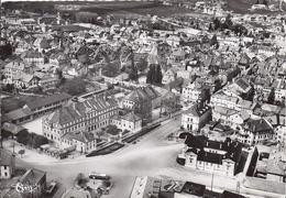 13221....,.PONTARLIER, Place De La Gare - Pontarlier