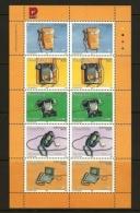 NAMIBIA, 2002, MNH  Miniature Sheet Stamps, 2 Off Nampost,  Sams 400-409  #8020 - Namibia (1990- ...)