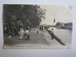 44 Loire Atlantique Le Pouliguen Promenade Du Port - Le Pouliguen